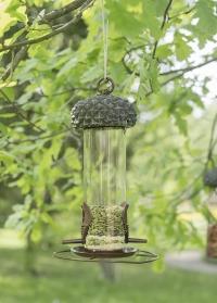 Дизайнерская кормушка для птиц Желудь для дачи и сада FB533 Esschert Design фото