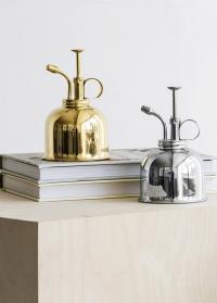 Опрыскиватель для цветов английского бренда HAWS Copper Rowley Ripple & Brass Smethwick Spritzer фото
