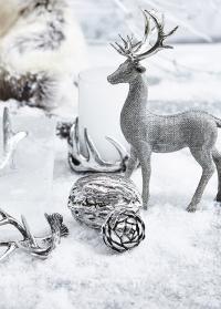 Новогодние декоры в скандинавском стиле датского бренда Lene Bjerre заказать в интернет-магазине