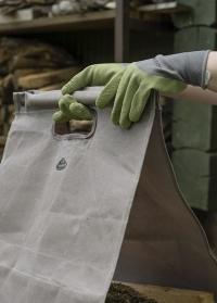 Перчатки садовые с покрытием из латекса Multi-Task Lime от Briers фото