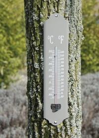 Металлический настенный термометр EL026 Esschert Design фото