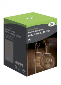 Садовые фонари на солнечной батарее с держателями  - набор 2 шт. Forli Smart Garden фото