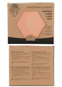 Пресс керамический пресс для сушки цветов в микроволновой печи FH015 от Esschert Design фото