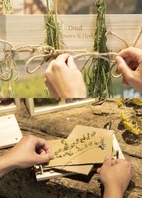 Сушилка для трав и цветов, пресс для гербария от Esschert Design фото