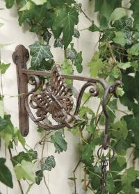 Кронштейн настенный «Бабочка» Esschert Design