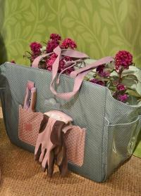 Сумка садовая водостойкая GardenGirl Retro Collection