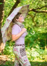 Летняя спецодежда - брюки женские из хлопка GardenGirl Classic Collection GGM02 фото