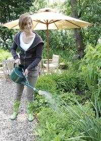 Лейка металлическая садовая для цветов TG171 Esschert Design фото