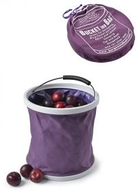Ведро резиновое складное Burgon & Ball