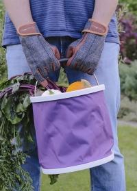 Перчатки мужские рабочие для защиты рук Dig The Glove Tweed Burgon & Ball фото