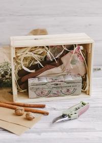 Подарок садововоду GardenGirl Classic «Любимые розы»