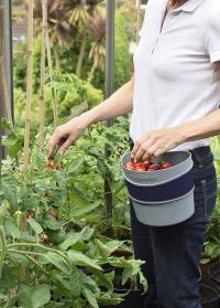 Контейнер на поясе для сбора урожая и сорняков Burgon & Ball, S