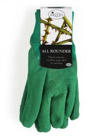 Перчатки садовые латексные особо прочные Multi-Grip All Rounder от Briers для работы с любыми растениями фото
