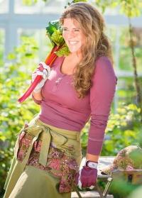 Многофункциональные перчатки садовые из козьей кожи Classic Collection GardenGirl AL02 фото