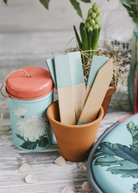 Шпагат джутовый для цветов в декоративном контйнере Chrysanthemum Burgon & Ball фото.jpg