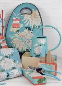 Лейка металлическая для полива комнатных цветов Chrysanthemum Burgon & Ball фото
