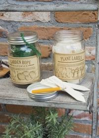 Подарок садоводу маркеры для рассады в оригинальной упаковке Esschert Design фото