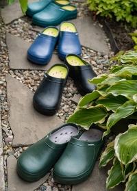 Галоши мужские из эва для дома и сада Green Evasion от AJS-Blackfox (Франция) фото