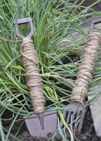 Декоративные катушки с садовой веревкой Esschert Design