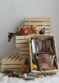 Деревянный подарочный ящик Consta Garden, L