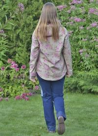 Куртка женская с удлиненной спиной SS02 GardenGirl Classic фото.jpg