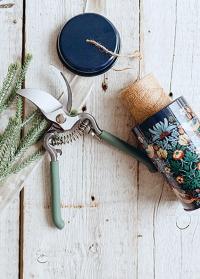 Шпагат джутовый для букетов Flower Girl by Julie Dodsworth Briers фото.jpg