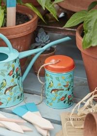 Шпагат джутовый для букетов  в декоративном контейнере Flora & Fauna Burgon and Ball фото.jpg