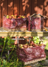 Корзина для хранения и сбора урожая GardenGirl Classic Cherry Collection фото