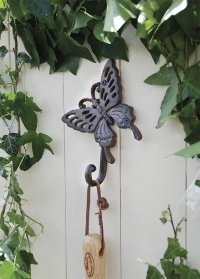 Крючок декоративный «Бабочка» Esschert Design